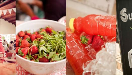 Slow Market Strawberry Fair