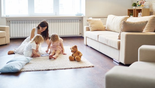 How to baby-proof your home