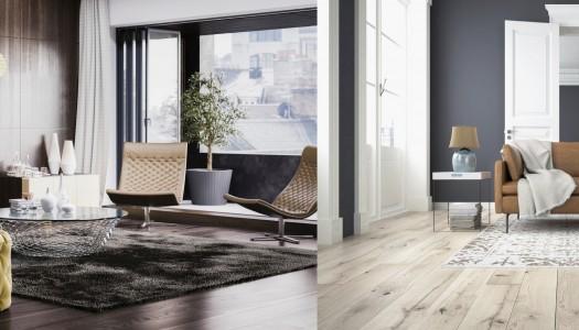Popular flooring options
