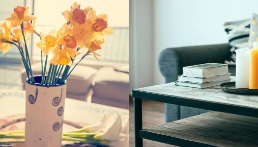 Coffee table décor ideas
