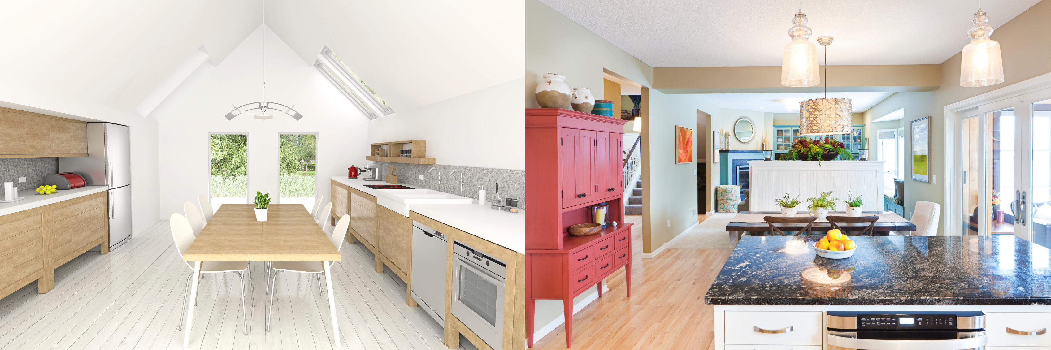 Choosing a kitchen floor