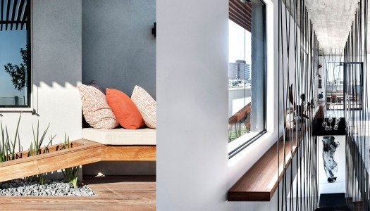 Tel Aviv penthouse apartment