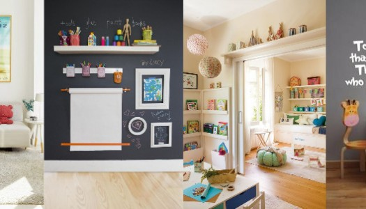 The organised playroom