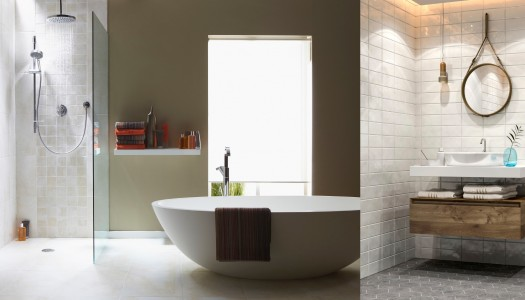 Ways to warm up your bathroom