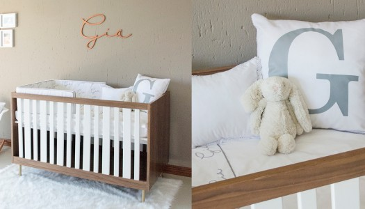 Easy steps to create a personalised nursery