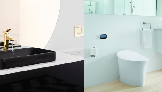 Unpacking bold design with Kohler