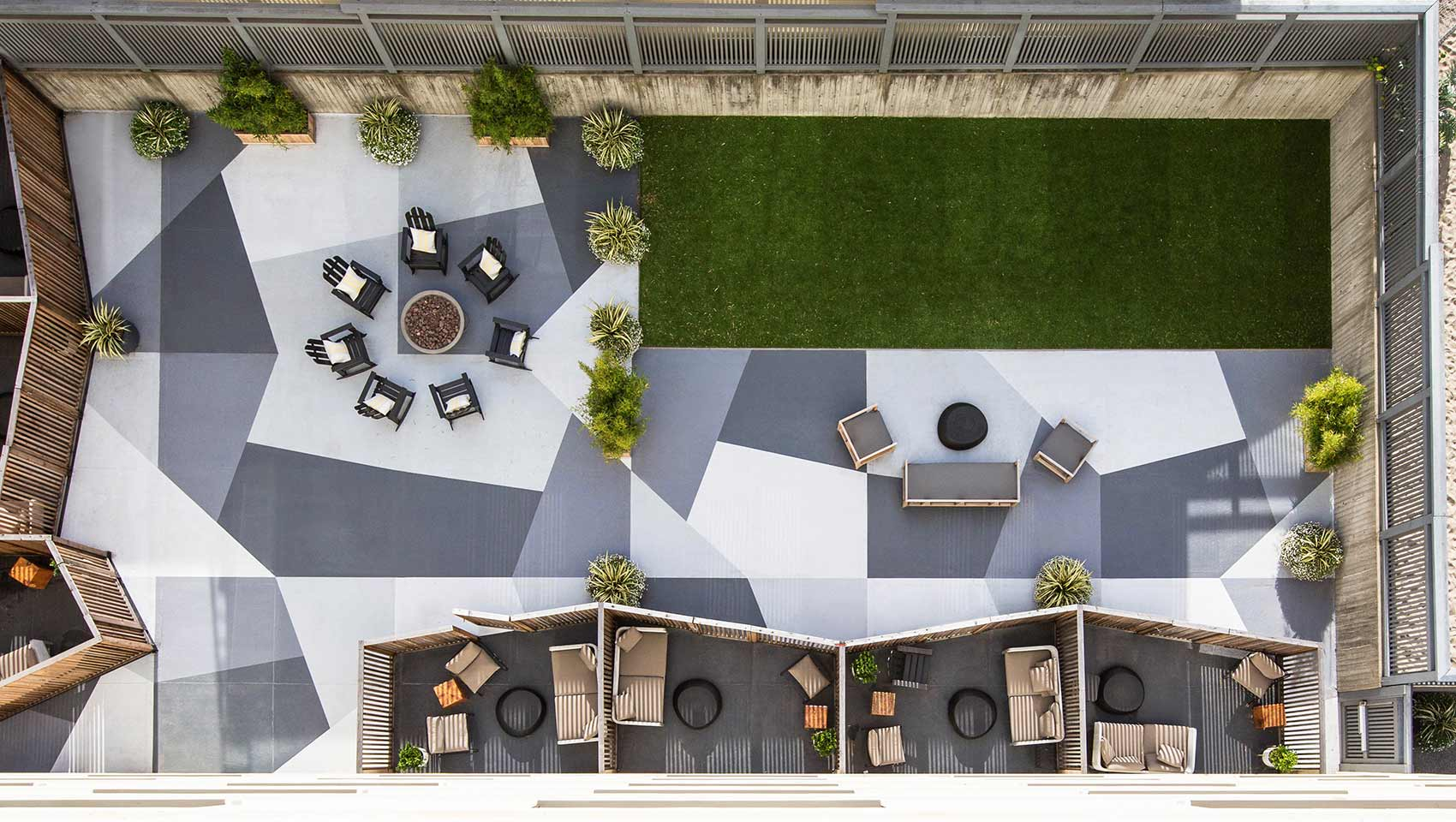 The buchanan hotel for Trendy boutique hotels