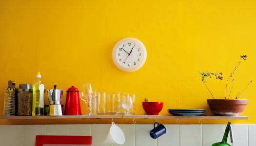 Kitchen colour schemes
