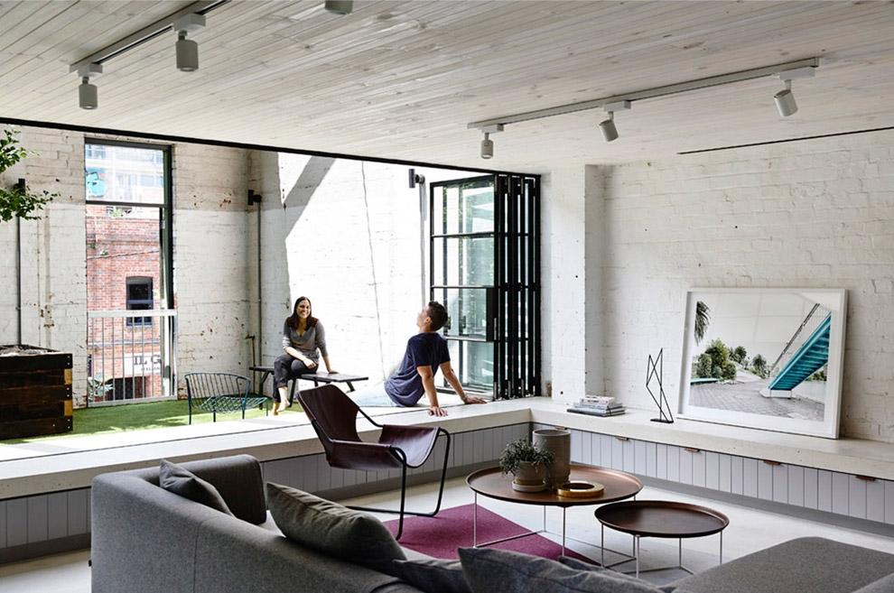 fitzroy loft. Black Bedroom Furniture Sets. Home Design Ideas