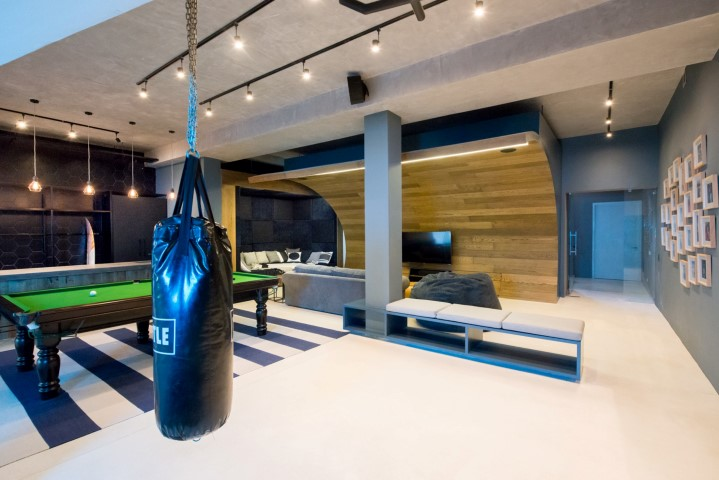 Man Cave Za : The ultimate man cave