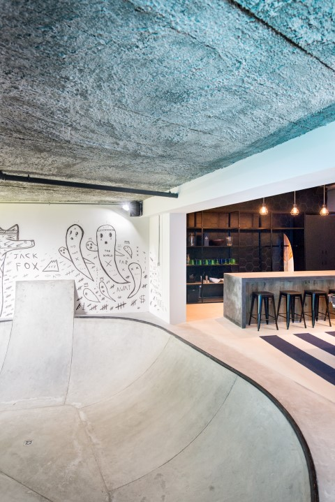 The Urban Man Cave : The ultimate man cave