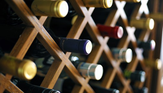 Clever ways to store wine