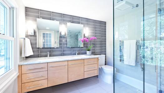 Family-friendly bathrooms