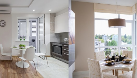 Capitalising on kitchen nooks