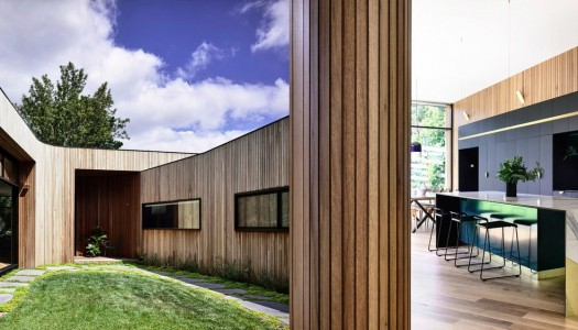 Ivanhoe House by Auhaus