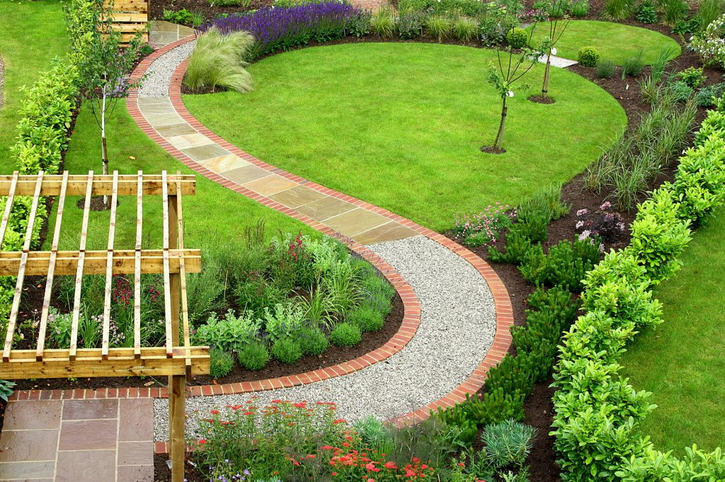 How to plan a designer garden