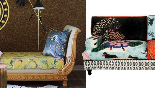 Decorating with animal prints