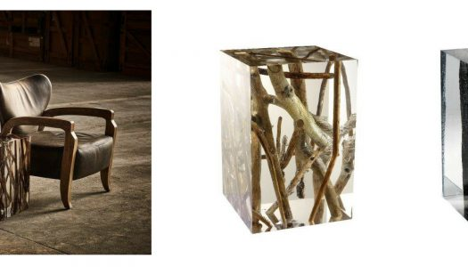 Timothy Oulton side tables available exclusively at Weylandts