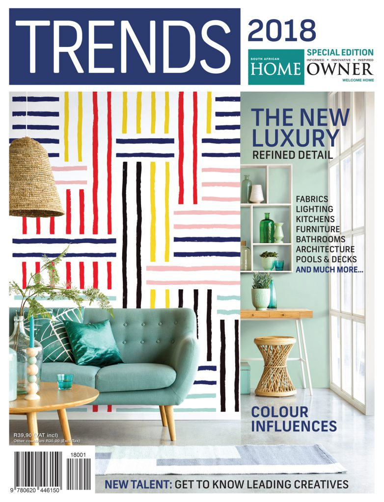 new trends in furniture. Home Tech, Colour Trends, Profiles Of South Africa\u0027s Leading Creatives And A Special Feature On The Current Landscape Residential Architecture. New Trends In Furniture