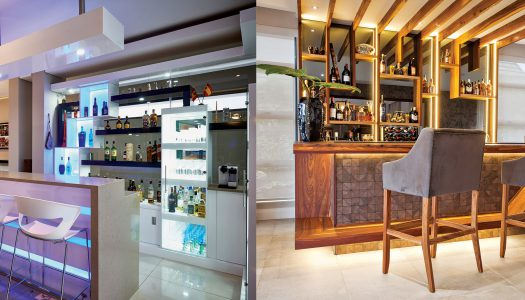 How to create your own home bar