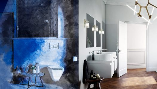Build the bathroom of your dreams