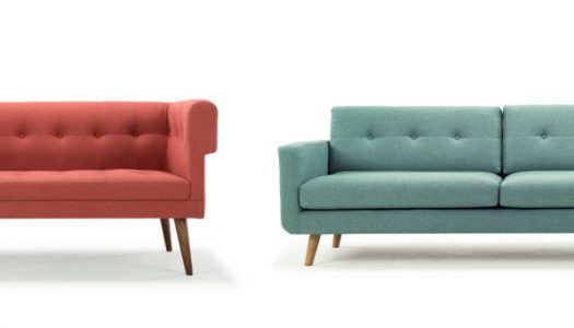 Stylish sofas
