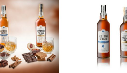 Scottish Cousin Fine Scotch Whiskey hamper giveaway