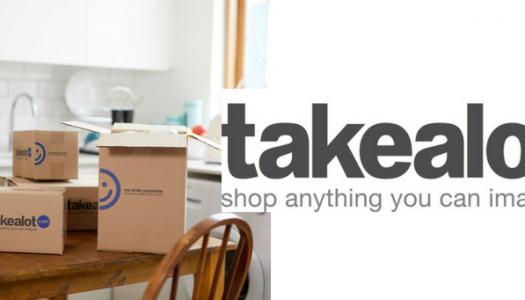 takealot.com gift voucher giveaway