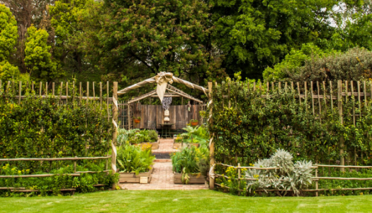 Open Garden Meander ticket giveaway