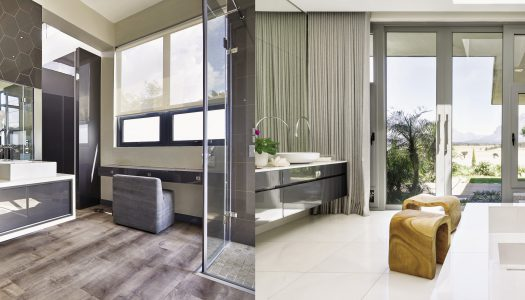 Stand-out bathrooms from 2018