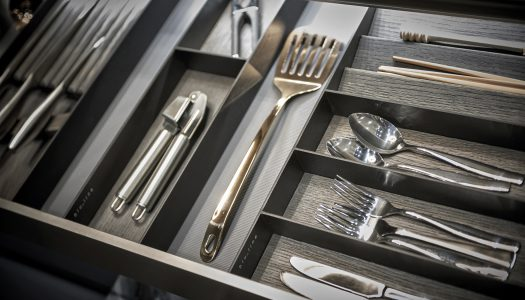 How to organise your kitchen cabinets and drawers