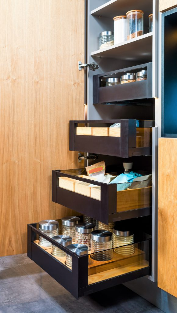 How To Organise Your Kitchen Cabinets