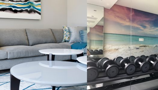 How to set up a wellness room