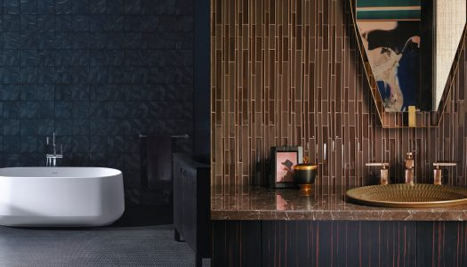 5 easy ways to add a luxe feel to your bathroom