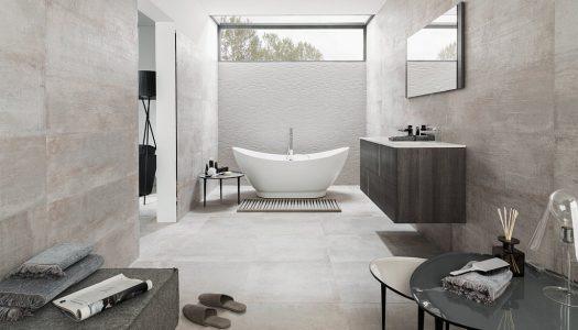The luxe bathroom