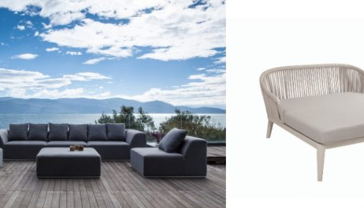 Summer essentials: Your outdoor furniture must-haves