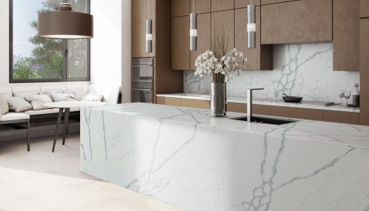 Timeless tile and countertop choices