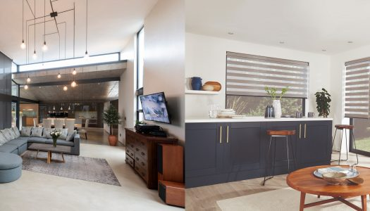 How to select blinds for the kitchen, living room and bedroom