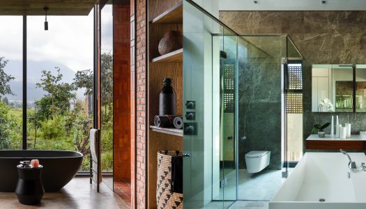 How to design a biophilic bathroom