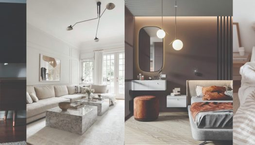 Interiors that make you feel good