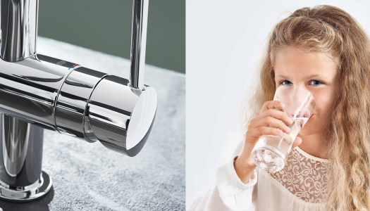 Win a GROHE Blue® Pure!