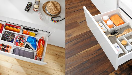 Spring cleaning with Blum