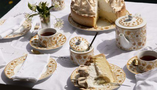 Lavish'd Jenna Clifford dinner & tea set giveaway