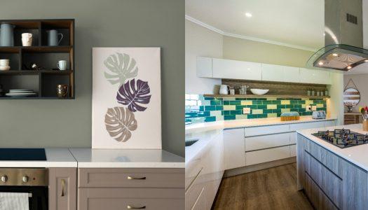 Kitchen colour combos