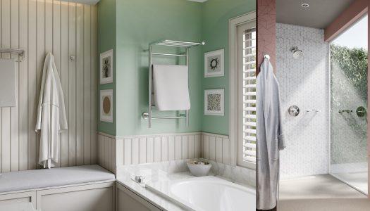 Benefits of heated towel rails