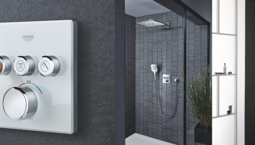 The Intuitive Shower – Push, turn, SmartControl