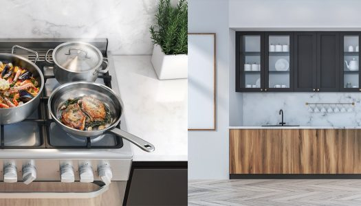 Get cooking with the Samsung Gas Cooker