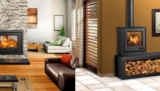 The rise in popularity of wood stoves