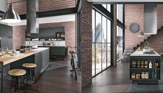 Dazzling kitchen design