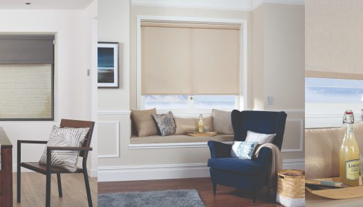 The benefits of motorising your blinds